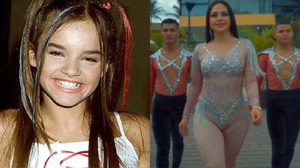"""""""Explosión de Iquitos"""" dejó entrever que hay una posibilidad de que Melody cante el tema """"No sé"""" en este concierto virtual."""