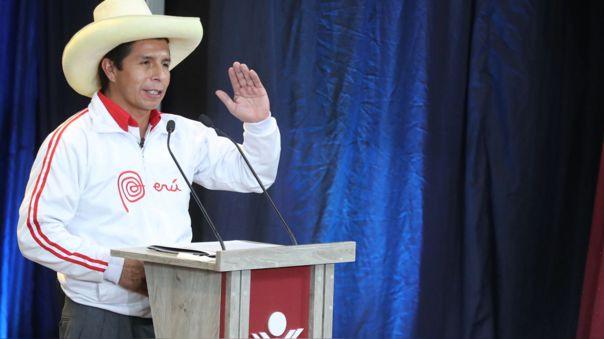Pedro Castillo habló tras las declaraciones brindadas este lunes en torno a los feminicidios.
