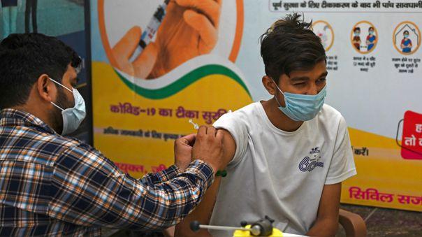 Vacunas contra la COVID-19