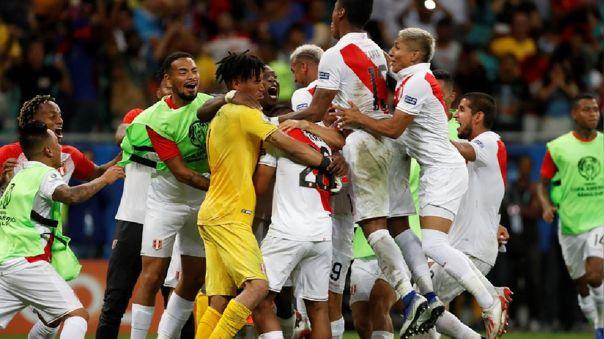 Perú quedó en el segundo lugar en la última Copa América.