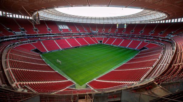Estadio Mané Garrincha de Brasil