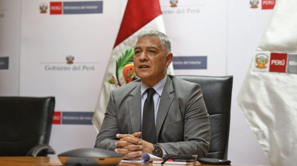 José Elice dice que el Ministerio del Interior no ha autorizado mítines.