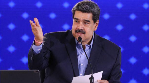 Nicolás Maduro sobre exclusión de Venezuela en donación de vacunas contra la COVID-19.