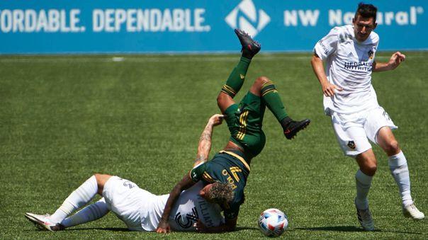 Andy Polo sufrió lesión de gravedad en la MLS