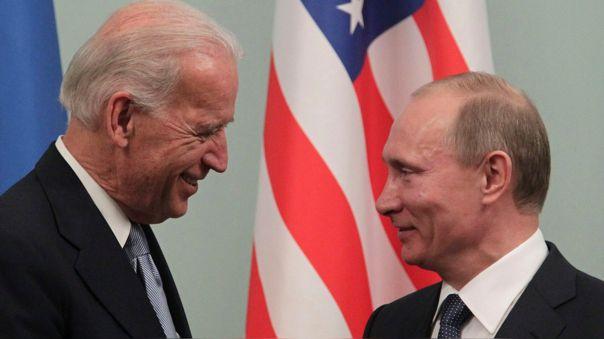 Vladimir Putin-Joe Biden