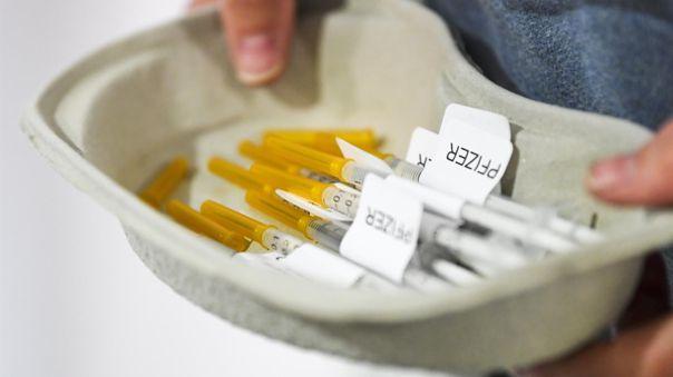 Bélgica alcanzó hoy la cifra de 5 millones de personas con al menos una dosis de la vacuna contra la COVID-19.