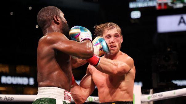 RESUMEN] Floyd Mayweather dominó pelea contra Logan Paul en el Hard Rock en  Miami | RPP Noticias