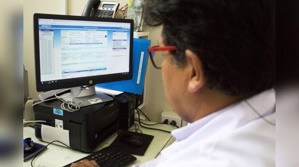 Según el Ministerio de Salud, a nivel nacional, 8 de cada 10 establecimientos de salud no cuentan con internet.