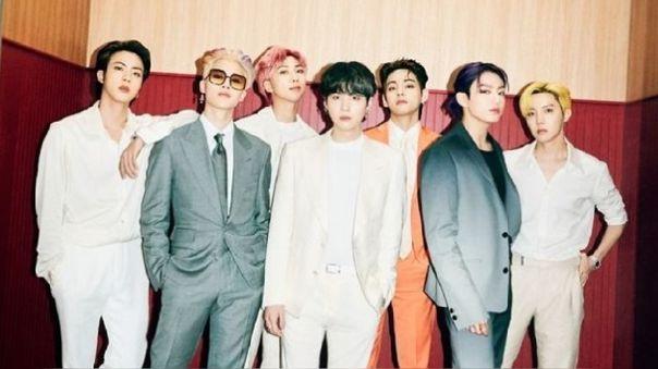 BTS se ubica entre las bandas más escuchadas en la historia de Spotify