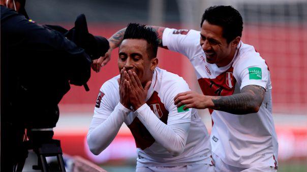 Perú venció 2-1 a Ecuador por la fecha 8 de las Eliminatorias Qatar 2022