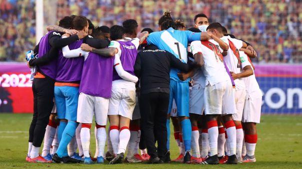 Selección Peruana se vacunó contra la COVID-19 en Quito