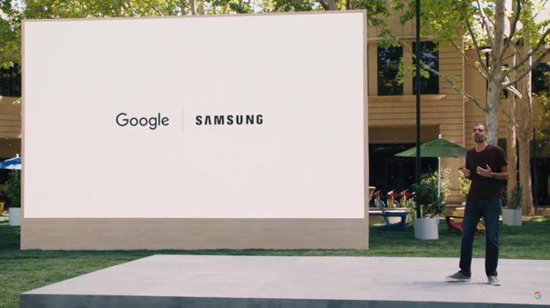 Samsung y Google ya han anunciado un trabajo e conjunto para los relojes