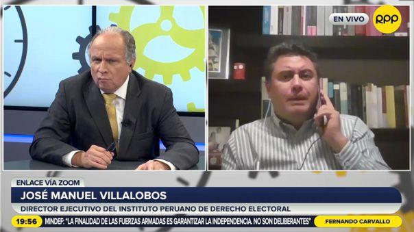 José Villalobos-Elecciones 2021-Keiko Fujimori