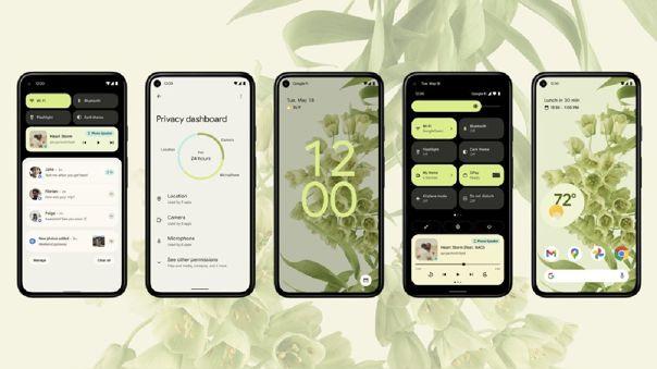 El nuevo Android 12 ya cuenta con una segunda beta pública