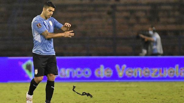 Uruguay empató 0-0 con Venezuela por las Eliminatorias