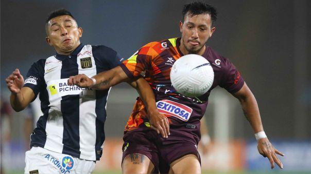 Alianza Lima enfrentó a Santa Rosa por el pase a octavos de la Copa Bicentenario.