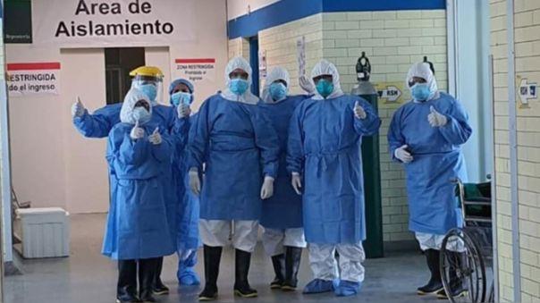 El Ministerio de Salud actualizó la cifra de personas que superaron la COVID-19 y fueron dadas de alta.