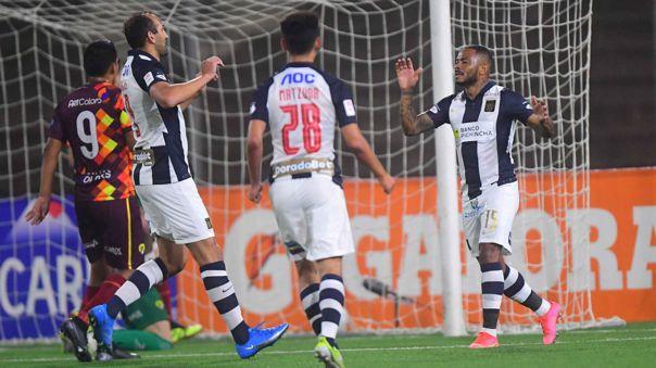 Alianza Lima fue eliminado por Santa Rosa de la Copa Bicentenario