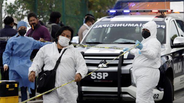 La semana pasada, en pleno proceso electoral, el candidato a alcalde de Movimiento Ciudadano, René Tovar, fue asesinado a tiros en el estado mexicano de Veracruz.