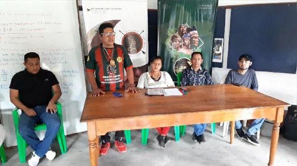 Loreto: Comunidades indígenas califican de discriminatorio pedido de anular actas electorales