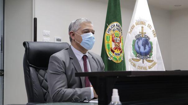 Ministro del Interior, José Elice.