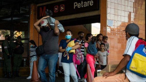 Venezuela alcanzó los 250 000 contagiados de la COVID-19 según el régimen de Nicolás Maduro.