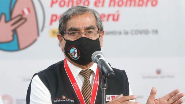 El ministro de Salud informó sobre cómo se viene haciendo el seguimiento a la variante Delta en el Perú.