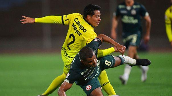 Universitario se quedó con las manos vacías en la Copa Bicentenario.