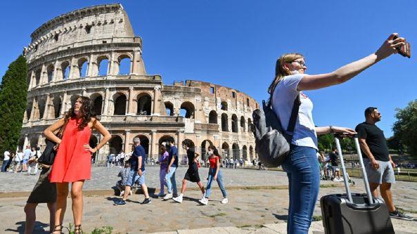 Italia registró 907 contagios de coronavirus en las últimas 24 horas.