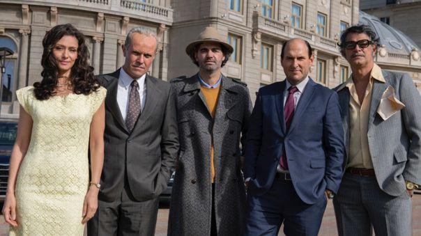 """Amazon Prime anuncia el elenco para la nueva temporada de """"El Presidente"""""""