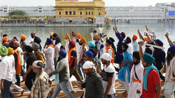 INDIA-RELIGION-SIKHISM-ANNIVERSARY