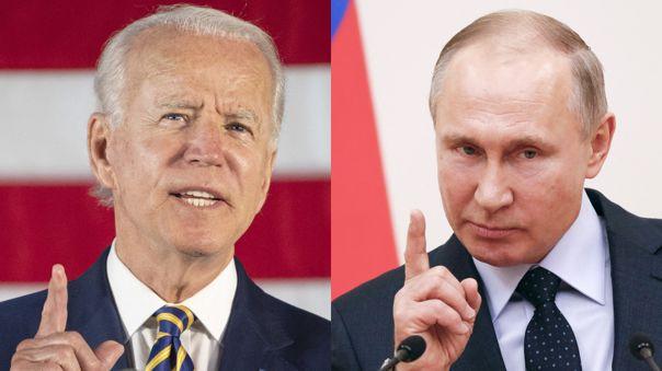 Joe Biden y Vladmir se reunirán en una cumbre en Ginebra