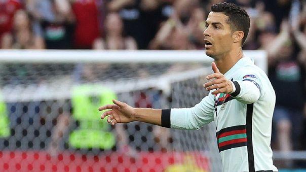 Cristiano Ronaldo es el goleador histórico de Portugal