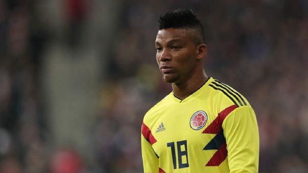 Colombia: Frank Fabra fue convocado en lugar del lesionado Yairo Moreno