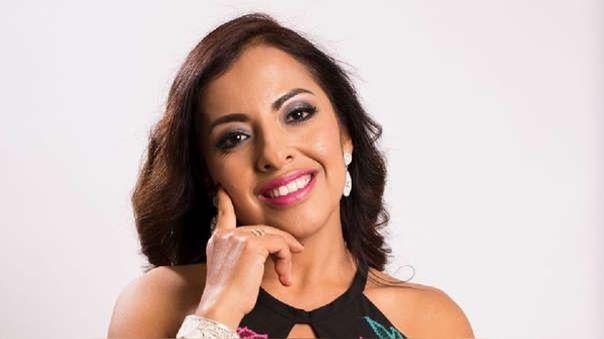 La cantante ayacuchana Luz Merly Santa Cruz representó a Perú en Viña del Mar 2020 con su tema
