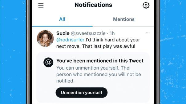 Twitter agrega nuevas opciones de privacidad.