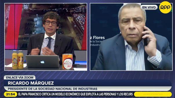 Ricardo Márquez-SNI-Elecciones 2021