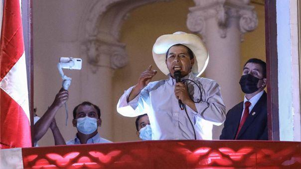 Pedro Castillo-Elecciones 2021