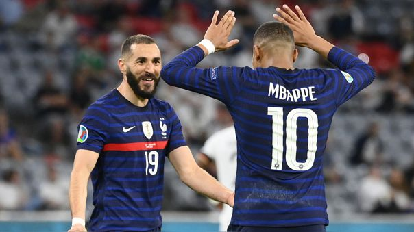 Francia pudo vencer por un mayor margen a Alemania por la Eurocopa.