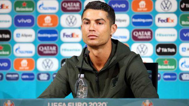 Cristiano Ronaldo es uno de los protagonistas de la Eurocopa 2021.