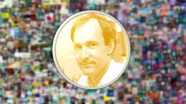 Sir Tim Berners-Lee ofrecerá el código fuente de Internet en NFT