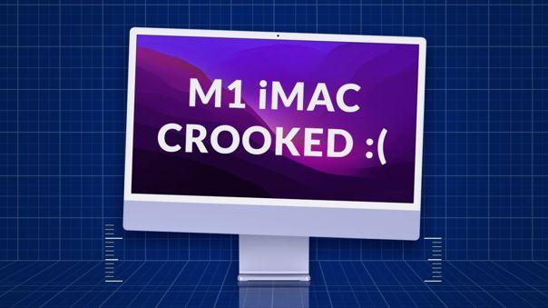 Malas noticias con las nuevas iMac.