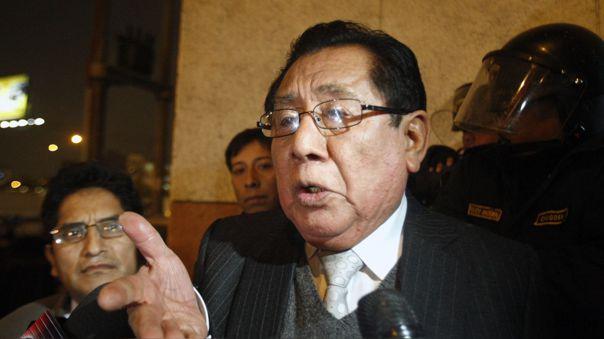 Mario Amoretti se pronunció sobre la denuncia penal por el supuesto delito de atentado contra el derecho de sufragio