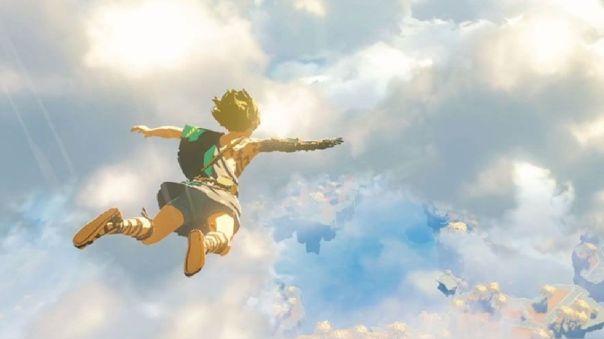 The Legend of Zelda: Breath of the Wild 2.