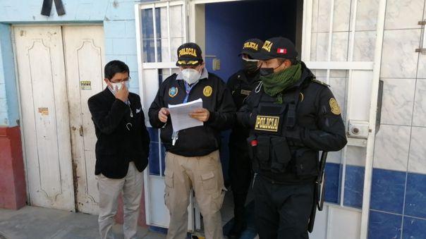"""Junín: Abogado de Vladimir Cerrón califica de """"error"""" hábeas corpus por caso """"Dinámicos del Centro"""""""