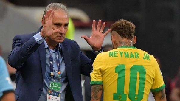 Brasil enfrentará a Perú por la segunda fecha del grupo B de la Copa América