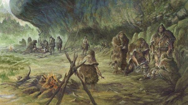 Convivencia entre neandertales y Homo Sapiens