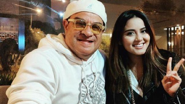 Tony Vega llega a Perú para grabar una canción con Amy Gutiérrez