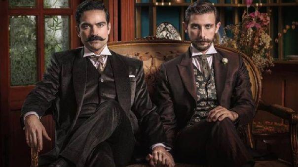 Alfonso Herrera y Emiliano Zurita son los protagonistas de