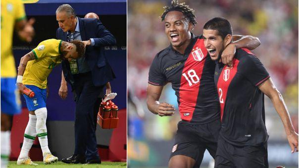 Perú debutará en la Copa América 2021 ante el anfitrión Brasil